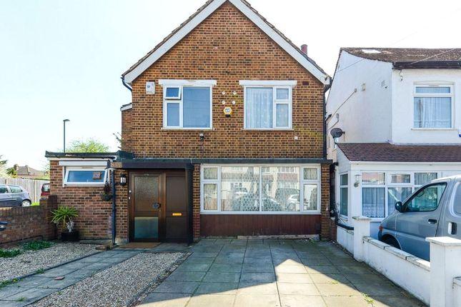 Thumbnail Semi-detached house to rent in Georgia Road, Thornton Heath