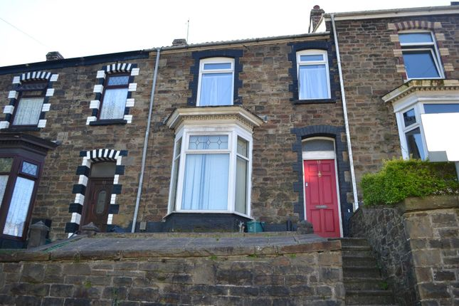 Thumbnail Terraced house for sale in Terrace Road, Swansea