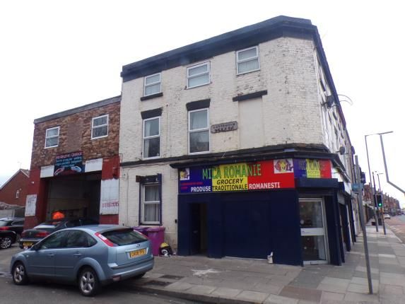 Thumbnail Flat for sale in Kensington, Liverpool, Merseyside, England