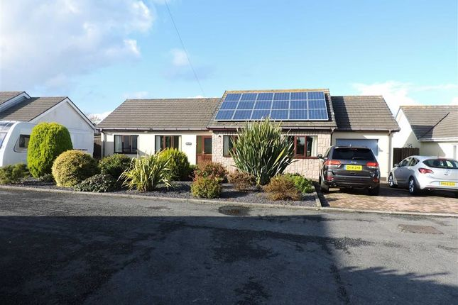 3 bed detached bungalow for sale in Nursery Close, Whitland, Carmarthenshire