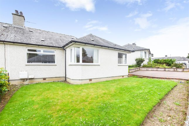 Thumbnail Semi-detached bungalow for sale in Balnadrum Terrace, Pitlochry
