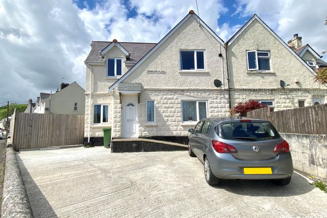 Thumbnail Semi-detached house for sale in Tewington Place, St. Austell