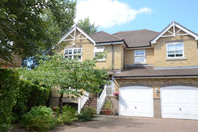 Thumbnail Detached house to rent in The Fallows, Ray Mill Road East, Maidenhead