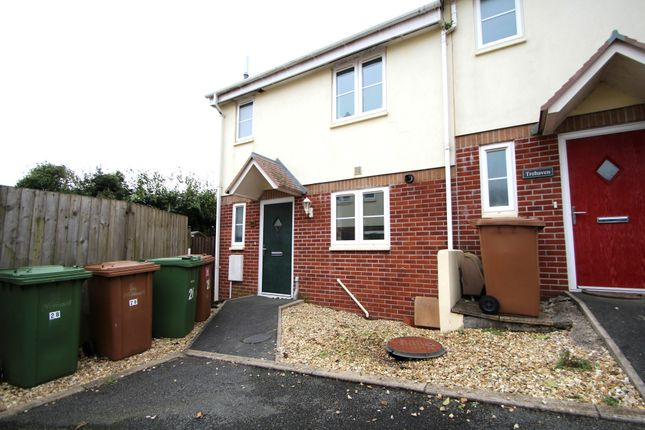 Thumbnail End terrace house for sale in Mount Tamar Close, Plymouth
