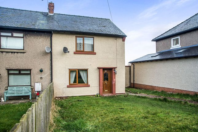 Thumbnail Semi-detached house for sale in Windsor Gardens, Alnwick