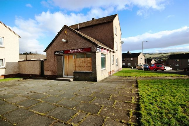 Thumbnail Commercial property for sale in The Wee Shop, Silverbuthall Ro, Hawick, Scottish Borders