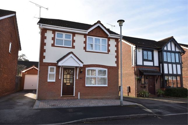 Thumbnail Detached house to rent in Saxon Drive, Warfield, Bracknell, Berkshire