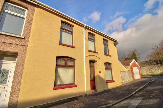 Thumbnail End terrace house for sale in James Street, Llanelli