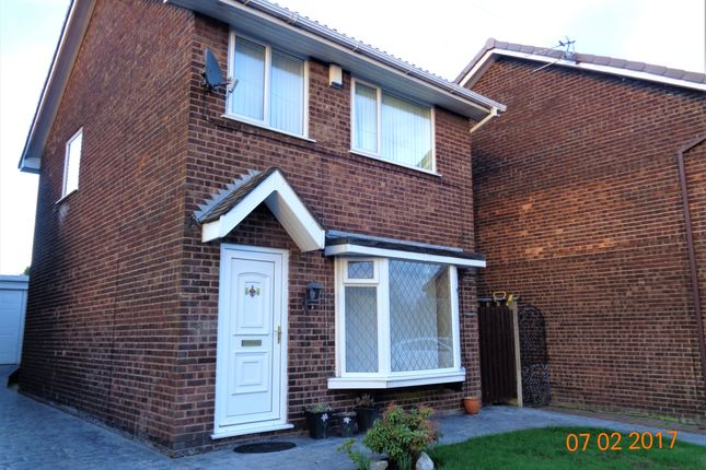 Thumbnail Detached house to rent in Lower Landedmans, Westhoughton, Bolton