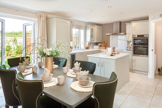 "Thumbnail Semi-detached house for sale in ""Irving"" at Priorswood, Taunton"