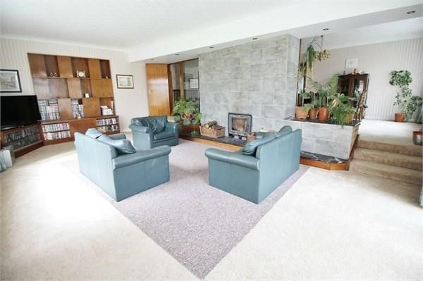 5 bed detached house for sale in Five Locks Road, Cwmbran
