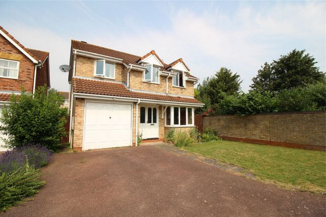 Thumbnail Detached house for sale in Dartmoor Drive, Huntingdon
