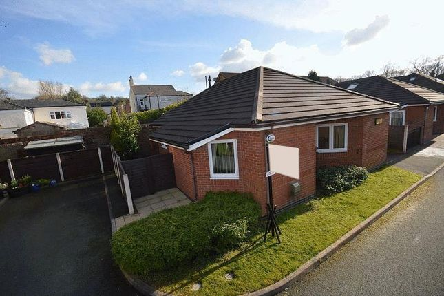 Thumbnail Detached bungalow for sale in Chapel View, Hyde
