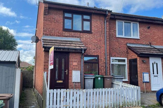 Thumbnail Semi-detached house to rent in Hatherley Street, Wallasey, Wirral