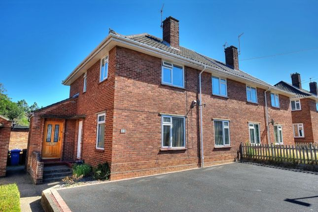 Thumbnail Flat for sale in Norgate Road, Norwich