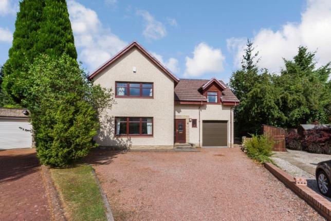 Thumbnail Detached house for sale in Landsdowne Gardens, Hamilton, South Lanarkshire, United Kingdom