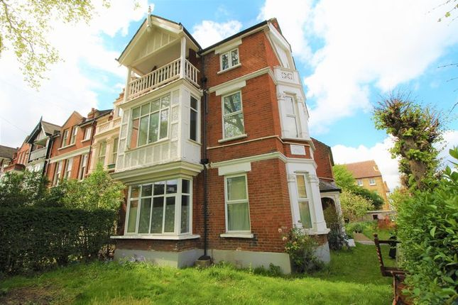 Thumbnail End terrace house for sale in Thornton Avenue, London