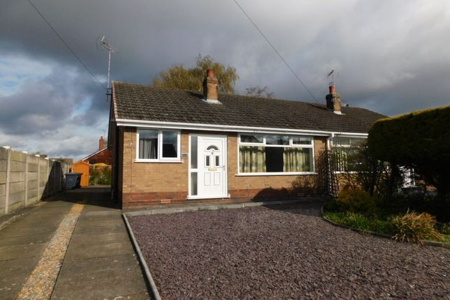 Thumbnail Bungalow for sale in Milton Drive, Wistaston, Crewe