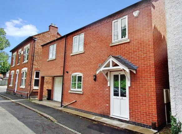 Thumbnail Detached house to rent in Off Lanesborough Road, Belgrave, Leicester