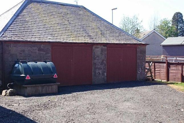 Kettins blairgowrie ph13 4 bedroom detached house for for 18 ft garage door for sale