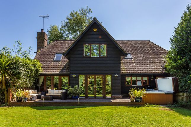 Thumbnail Detached house for sale in Church Road, Mannings Heath, Horsham