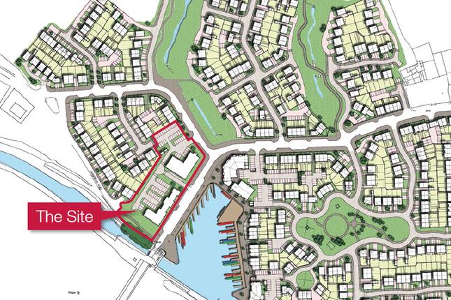 Thumbnail Land for sale in Pennington Wharf, Plank Lane, Leigh