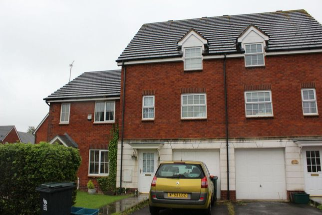 Thumbnail Terraced house to rent in Long Town Grove, Celtic Horizons, Newport