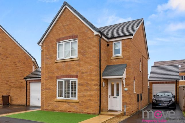 Thumbnail Detached house for sale in Dawkes Road, Longford, Gloucester