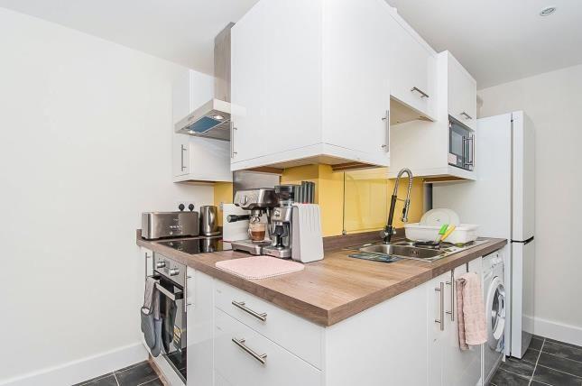 Kitchen of Percy Green Place, Huntingdon, Cambridgeshire PE29