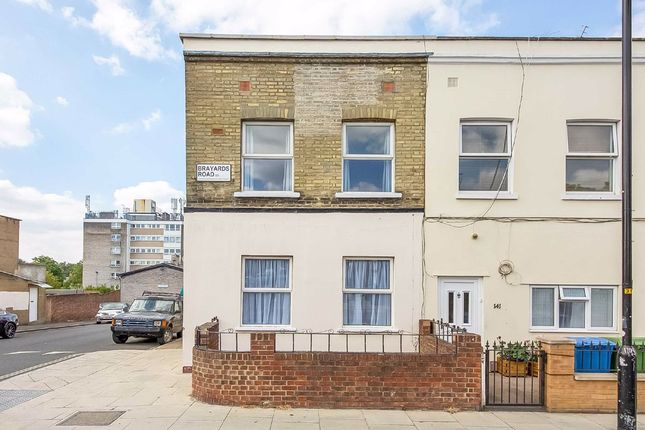 Thumbnail Property to rent in Brayards Road, London
