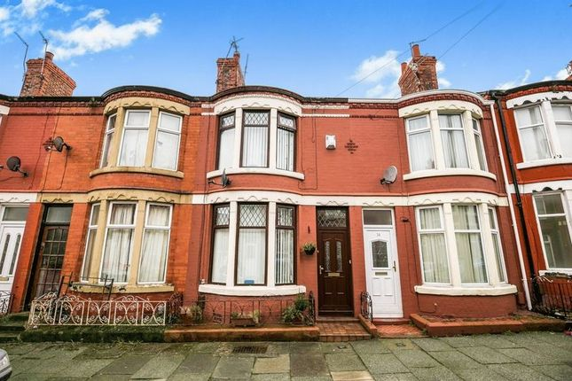 Thumbnail Terraced house for sale in Greencroft Road, Wallasey, Wirral