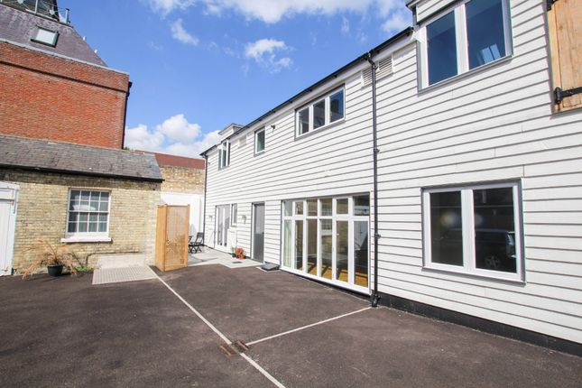 Thumbnail Cottage for sale in Hill Street, Saffron Walden