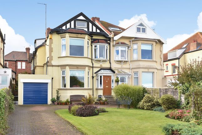 Thumbnail Semi-detached house for sale in Cliffe Park, Sunderland
