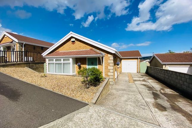 Thumbnail Detached bungalow for sale in 77 Stratton Way, Neath Abbey