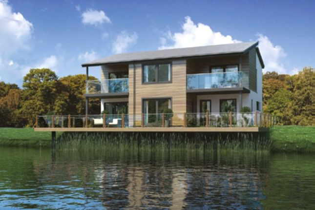 Thumbnail Detached house for sale in Lake 10, Cerney Wick Lane, South Cerney