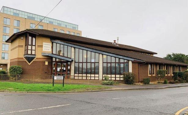 Thumbnail Block of flats for sale in Fairbrook Medical Centre, Borehamwood