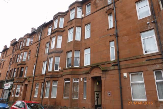 Thumbnail Flat to rent in Rannoch Street, Battlefield