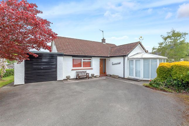 Thumbnail Detached bungalow for sale in Carters Way, Garth Lane, Knighton