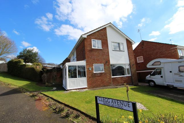 Thumbnail Detached house for sale in Clegg Avenue, Torpoint