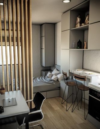 Studio to rent in Westgate Road, Newcastle Upon Tyne NE4