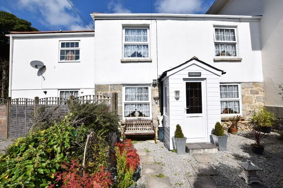 Thumbnail Semi-detached house for sale in Vogue, St. Day, Redruth