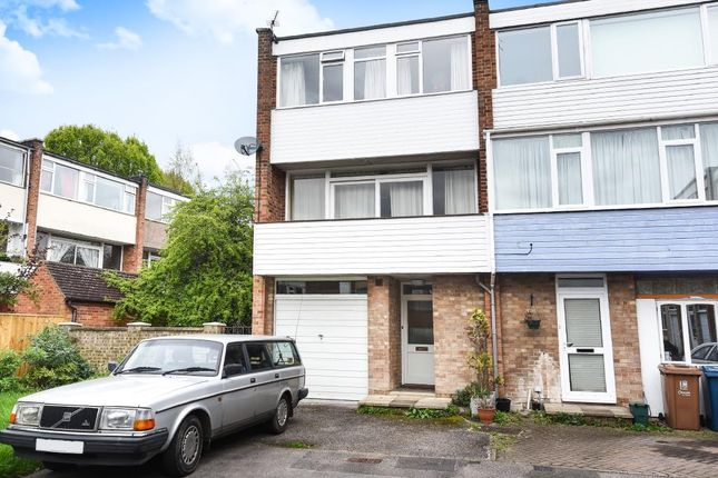 Thumbnail Town house to rent in North Oxford, Hmo Ready 4 Sharers