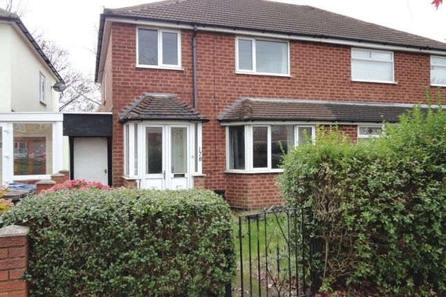 Thumbnail Semi-detached house for sale in Southgate Road, Great Barr, Birmingham, West Midlands