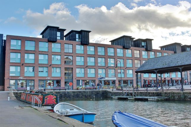 Thumbnail Flat to rent in Barge Arm East, The Docks, Gloucester