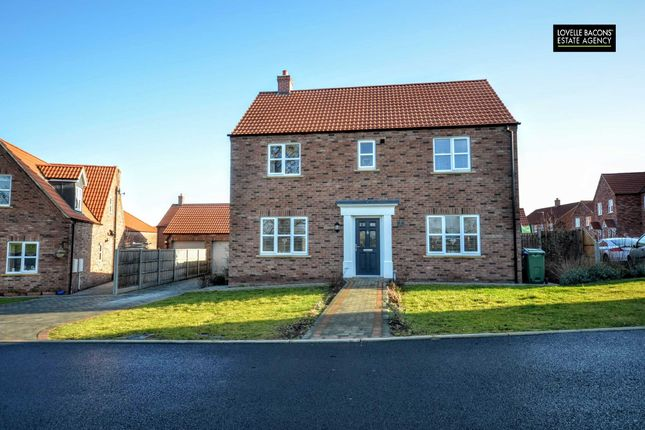 Thumbnail Detached house for sale in Aspen Lane, Laceby
