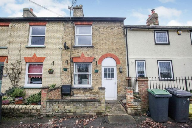 Thumbnail Terraced house for sale in Hillfoot Road, Shillington