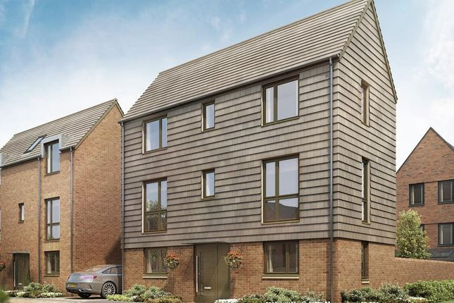 "Thumbnail Detached house for sale in ""Benwick"" at Huntingdon Road, Cambridge"
