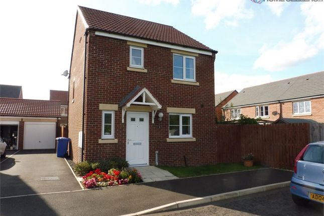Thumbnail Detached house for sale in 5 Alexandra Close, Ponteland, Newcastle Upon Tyne