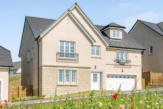 "Thumbnail Detached house for sale in ""The Rutherford"" at Wilkieston Road, Ratho, Newbridge"