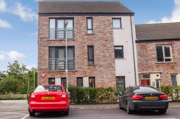 Thumbnail 2 bed flat to rent in Badgers Lane, Lisburn